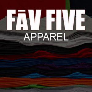 Fav Five Apparel