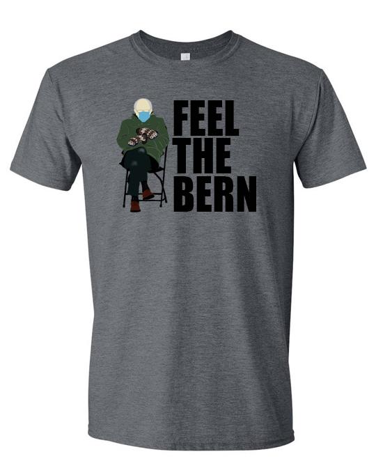 FeelBern-tee-grey