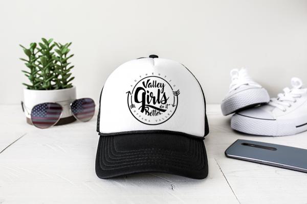 ValleyGirls-cap